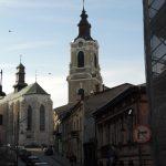 Ulica Katedralna - widok na Katedre