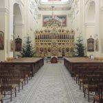 Wnętrze Soboru