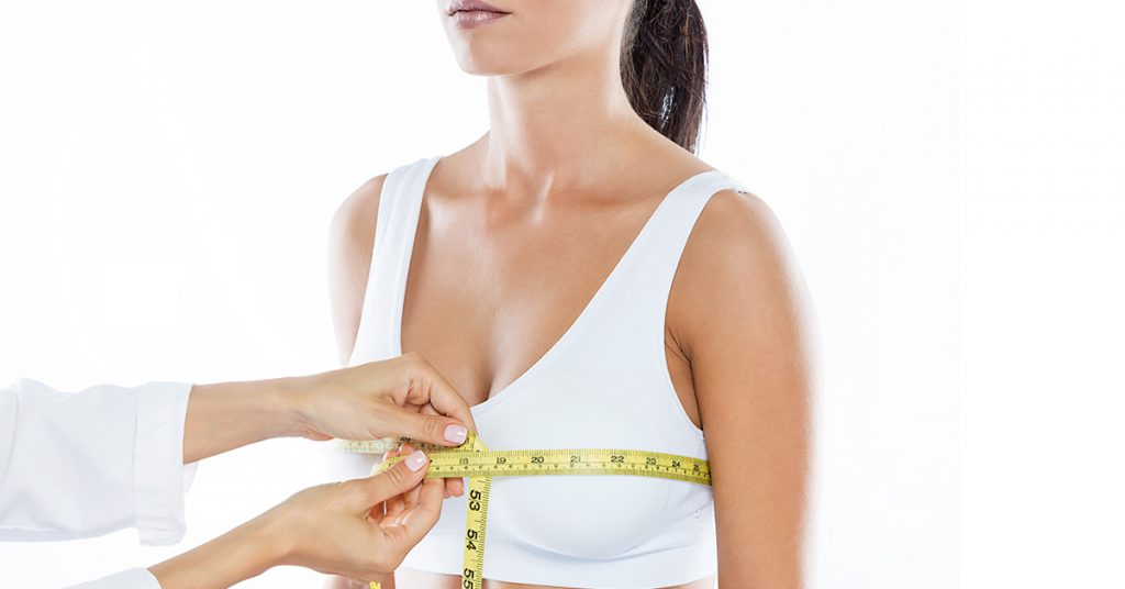 Powiększanie biustu kwasem hialuronowym