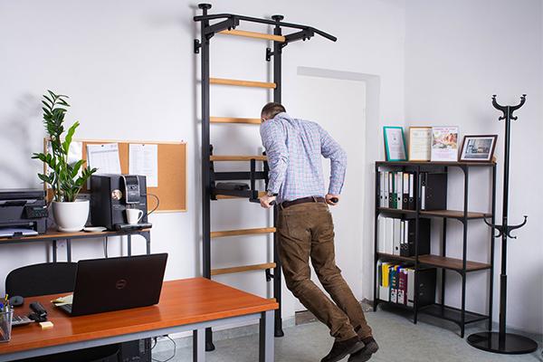 dabinka gimnastyczna do biura