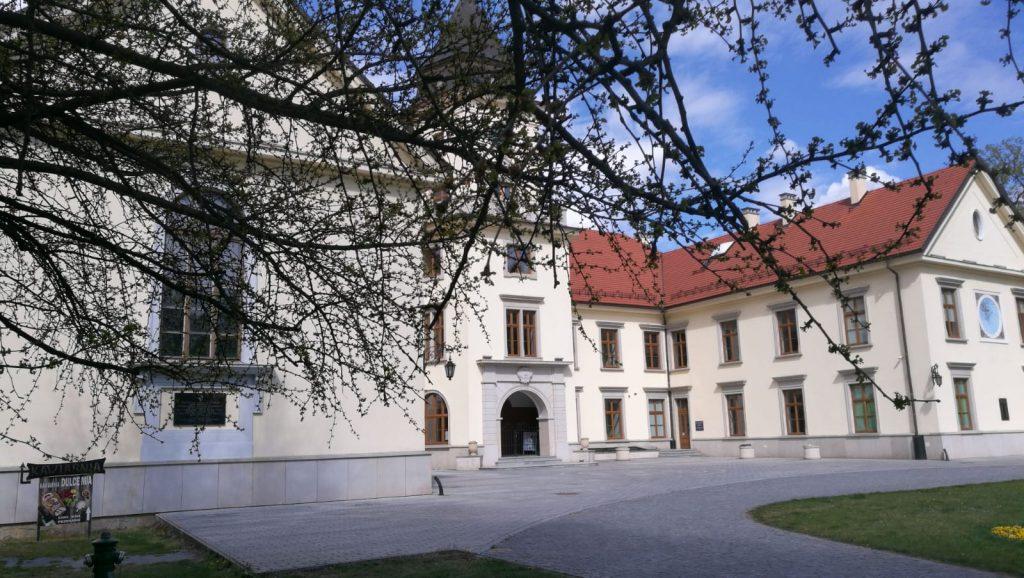 zamek tarnowskich w tarnobrzegu