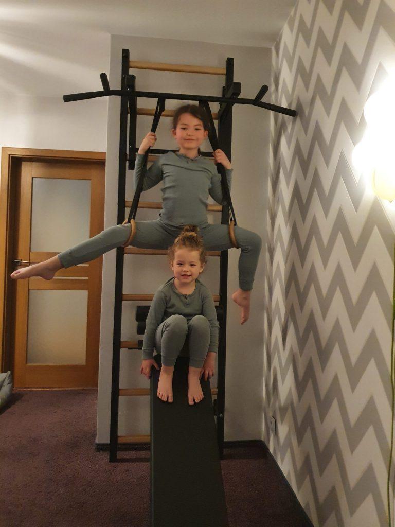 drabinki gimnastyczne BenchK
