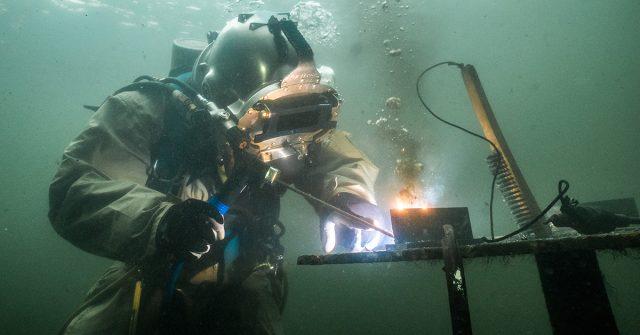 spawanie pod wodą