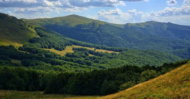 Bieszczady góry co warto zwiedzić
