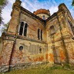 Cerkiew św. Dymitra wStarym Dzikowie