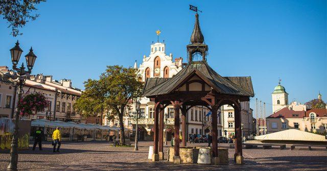 Rzeszów stolica Podkarpacia