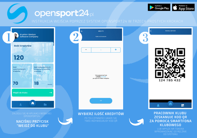OPENSPORT24.PL - aplikacja mobilna